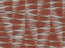 Brown linii abstrakta popielaty tło Obraz Stock