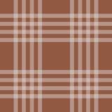 Brown linii wzór Zdjęcie Stock