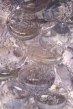 Brown-Luftblasen lizenzfreies stockfoto