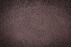 Brown luxury leather texture closeup can be used as background Royalty Free Stock Image