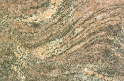 Brown marble. A surface of a brown marble piece Royalty Free Stock Images