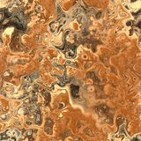 Brown marble Stock Image