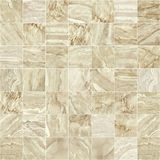Brown marble mosaic texture. Royalty Free Stock Image