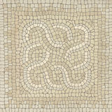 Brown marble-stone mosaic texture. royalty free stock image
