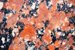 Brown marble Stock Photography