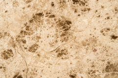 Brown marble texture background, abstract natural texture for de Stock Images