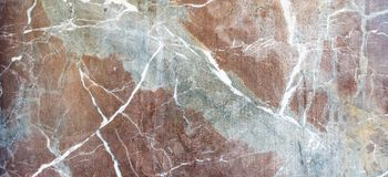 Free Brown Marble Texture Banner Background Royalty Free Stock Photography - 107632427