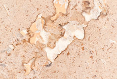 Brown marble texture Royalty Free Stock Photos