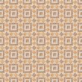 Brown marmurowa mozaiki wzoru tekstura. Zdjęcia Royalty Free