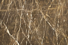 Brown marmuru ściany tekstura Zdjęcie Stock