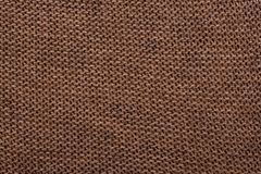 Brown material a background Stock Photography