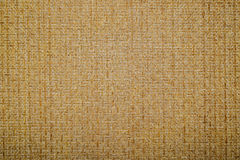Brown mats weave for closeup textured background.  Royalty Free Stock Photos