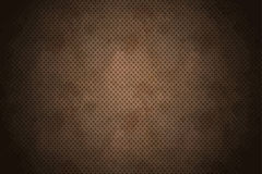Brown meshy background Royalty Free Stock Images