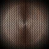 Brown Metal Grid Royalty Free Stock Image