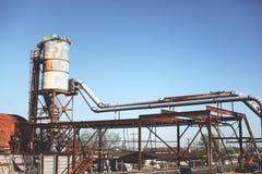 Brown Metal Machine Stock Images