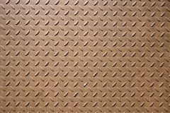 Brown Metal Sheet background. A background with a brown Metal Sheet stock photos