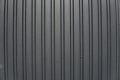 Brown-Metallplatte abstellgleis Nahtlose Oberfläche des galvanisierten Stahls Industriegebäudewand hergestellt von gewölbter Blec stockbilder