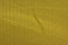 Brown metalu olśniewający ogrodzenie w cieniu Zdjęcia Royalty Free