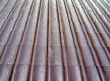Brown metalu tekstura Zdjęcie Stock