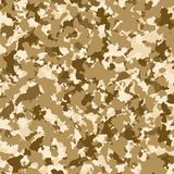 Brown military camouflage background texture stock images