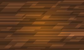 Brown Modern Abstract geometric Background royalty free illustration