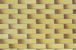 Brown mosaic tiles background Royalty Free Stock Image