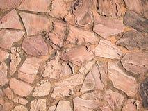 Brown-mosiac Boden Lizenzfreie Stockbilder
