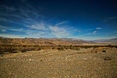 Mountains Death Valley stock photo
