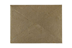 Brown Mulberry paper Envelope Stock Photography