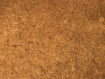 Brown mulberry paper with many lines and dots. In full frame, using for background royalty free stock photos