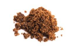 Brown muscovado sugar Royalty Free Stock Images