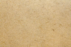 Brown natural handmade paper Stock Photo