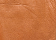 Brown natural Leather texture Stock Photos