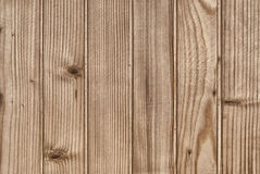 Brown natural wood background Royalty Free Stock Image