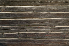 Brown natural wood texture Royalty Free Stock Images