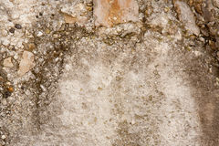 Brown and Neutral Stone Wall Background Texture Stock Photo