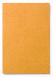 Brown Notepaper Royalty Free Stock Image