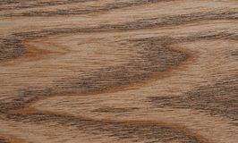 Brown oak wood texture Royalty Free Stock Image