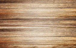 Brown old wood background and texture Royalty Free Stock Image
