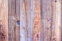 Brown old wood texture Stock Photos