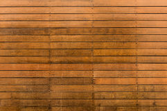 The brown old wood texture Stock Photography