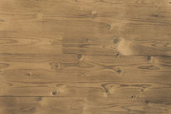 Brown old wood texture with knot Stock Image