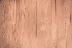 Brown old wood texture with knot Royalty Free Stock Images