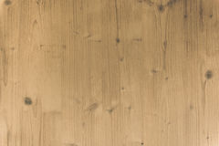 Brown old wood texture with knot Stock Photography