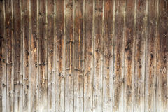 Brown old wood texture with knot Stock Photo
