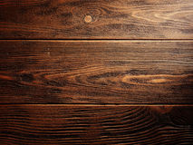 The brown old wood texture with knot stock images