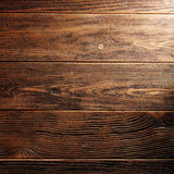 The brown old wood texture with knot Stock Photo