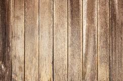 The brown old wood texture with knot Royalty Free Stock Photography