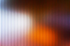 Brown orange white abstract with light lines blurred background Stock Photo