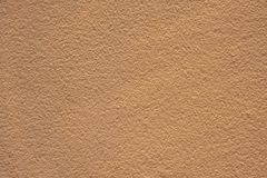 Brown paint cement wall Royalty Free Stock Photos